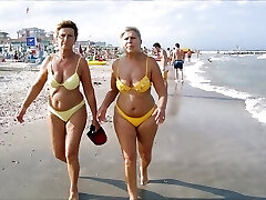 Goddesses ON THE BEACH
