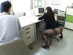 Japán irodai lány megőrjít által airliner1