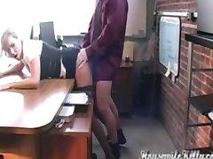 The Office Slut