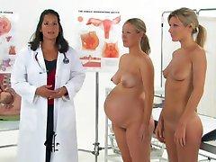 Pokyčiai nėštumo metu