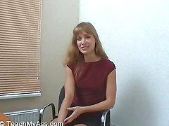 Teach me anal sex(Audrey)