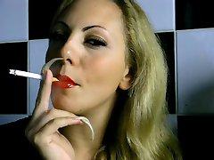 Fetiš Pušenje 47