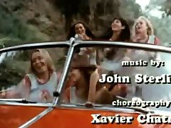 Keršto Cheerleaders - David Hasselhoff classic