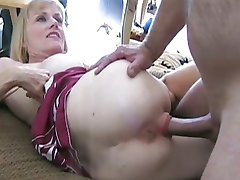 Hot housewife fucked hard by poolboy