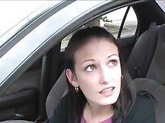 Sustabdyti automobilį blowjob