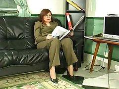 Ruska mama čarape