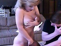 Giant tit mumsy rides a ssybian Marx from 1fuckdatecom