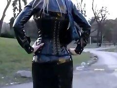 Sexy PVC Clothing