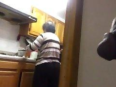 Kinesisk Bestemor Morgen Flash