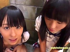 Petite Jav Teen Schoolgirls Rina And Asami