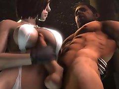 Not so HORROR! (Resident Evil 3D HD SFM)
