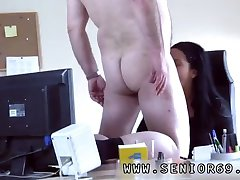 Blonde older man first time The