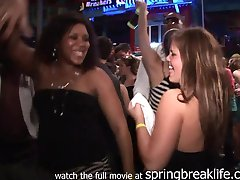 spring break club girls