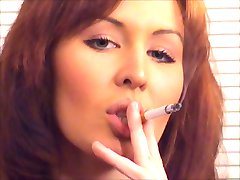 Dobar Redhead pušenje i jebanje