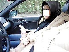 Turkijos hijapp sumaišykite foto 3