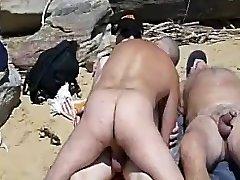paplūdimys 3some