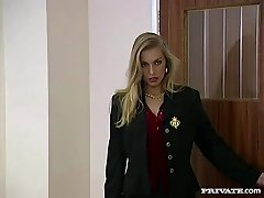 Shayse Manhathan - Private and Horny Secretary