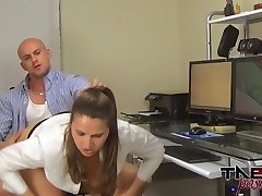 MILF Spys on Son in Show Hidden Webcam