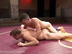 Nude Wrestling Domination