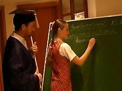 Russian Schoolgirl Nellie Two