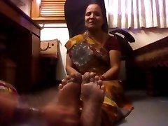 Mature Indian Damsel Kittled