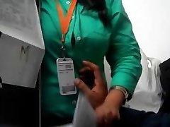 Office Girl Mansi sex i boss stuga 26