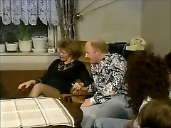 Gruppensex mit Manneruberschuss - Del 1