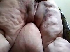 Grannie ssbbw monster