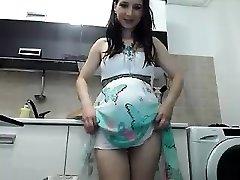 trudnice fetiš drolja koja joj je jako mokra i prljava mačka