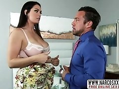Finicky Mother Alison Tyler Lets Steaming Dick