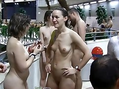 Russian Nudist Waterpark