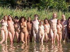 egzotiškas paplūdimys, rengimo sekso filmą