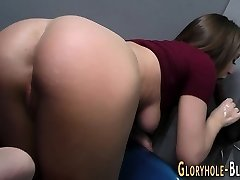 Teen jacks bbc for cum