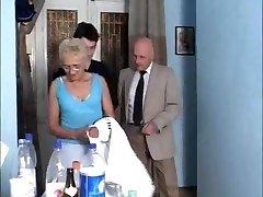 Granny gets banged