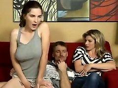 Dad Penetrates not Masturbating Daughter-daddi