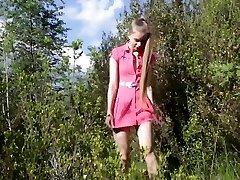 가족 모르 karpenko 귀여운 소녀-