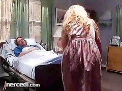 MILF Ava Vincentas Yra Naughty Nurse