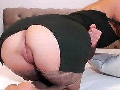 Curvy Girl With Big Tits Solo Getting Off