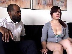 skanus redhead su big boobs pakliuvom lauke