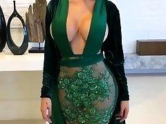 incredibile latina con glamour