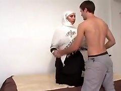 Seksualus Arabų Mergina