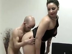 Midget fuck beauty ludder
