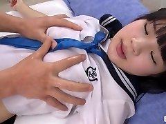 Jump in the Tub with Schoolgirl Ami - Erito