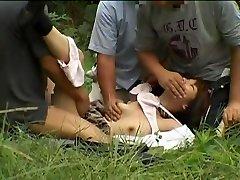 Help Assaulted Girl & Boink Her