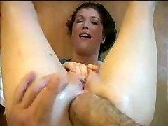 Mia anal fisting fresh