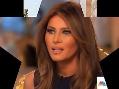 Melania Trump Jerk Off Compete