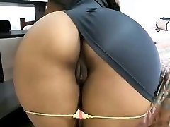 Aimee Black and Her Perfect Ass Ruined