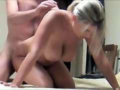 Homemade big tits milf and spouse real fuck