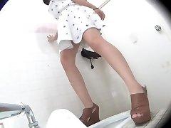 Japanese pee voyeur - DLEE-193-Two URINE LASER BEAMS