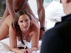 Amirah gets fucked in front of her bf